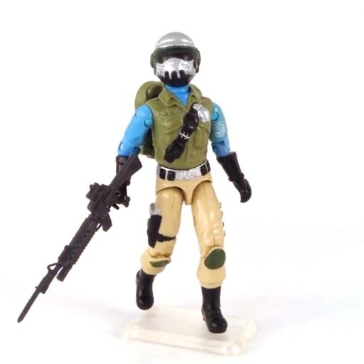GI Joe Weapon Cobra Baroness Gun Battle Gear 1984 Original Figure Accessory