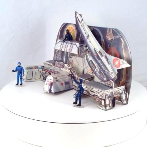 Cobra Missile Command Headquarters - 3DJOES