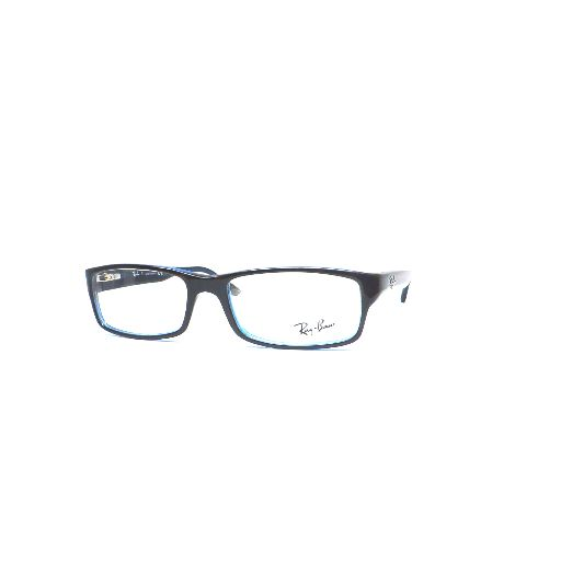 Ray Ban Rx5114 Black And White