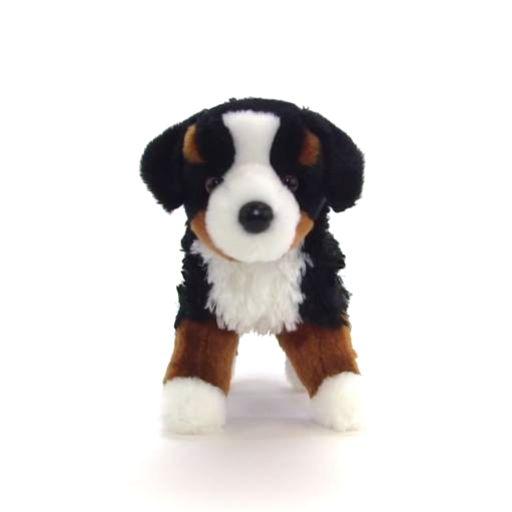Miranda The Little Plush Bernese Mountain Dog By Douglas At Stuffed