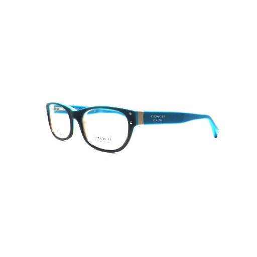 Coach Turquoise Eyeglass Frames : Coach HC6034 TOPAZ Eyeglasses - Coach Authorized Retailer ...