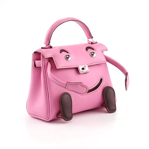 ... bag f8b0f 47d04 spain luxury accessoriesbags hermes limited edition 5p  bubblegum pink swift leather quelle idolekelly doll a8728 14aa3 ... 4ea0acc790