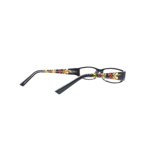 Modern Optical Swirl Eyeglasses