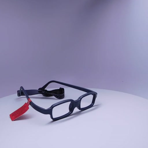 Miraflex New Baby 1 with Build Up Bridge Eyeglasses