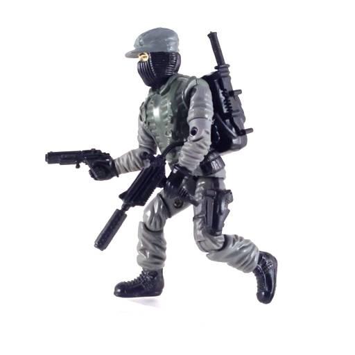 Rifle V2 1989 GI JOE Night Force SPEARHEAD /& MAX