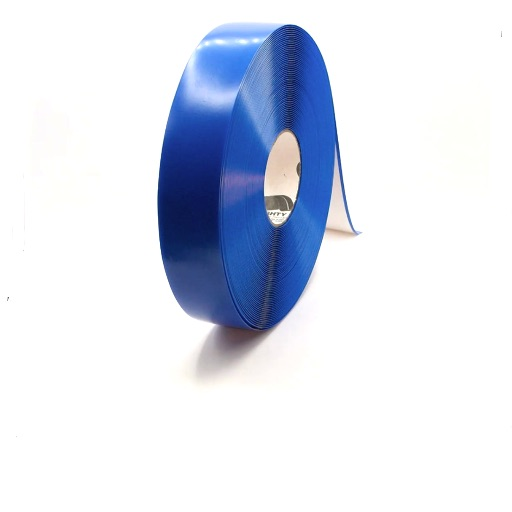 00d2c7fa7b2 Try our patented Mighty Line Safety Floor Tape 2 inch by 100 foot blue  industrial floor marking tape. Our Mighty Line floor tapes come with a 3  year limited ...