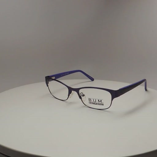 B.U.M. Equipment Detailed Eyeglasses