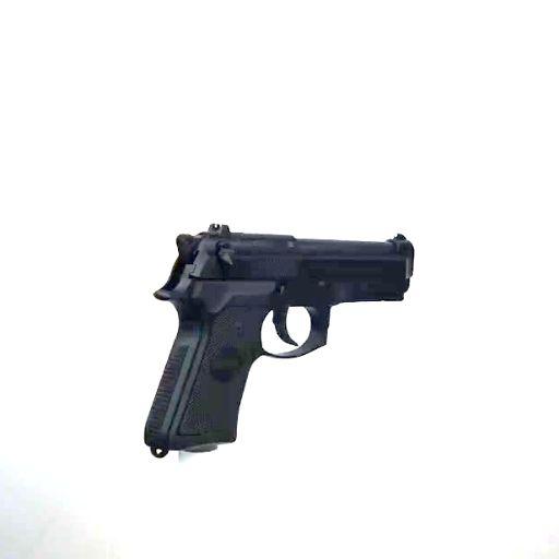 Beretta 92 (M9A1) Compact with Rail - 9mm, 4 25