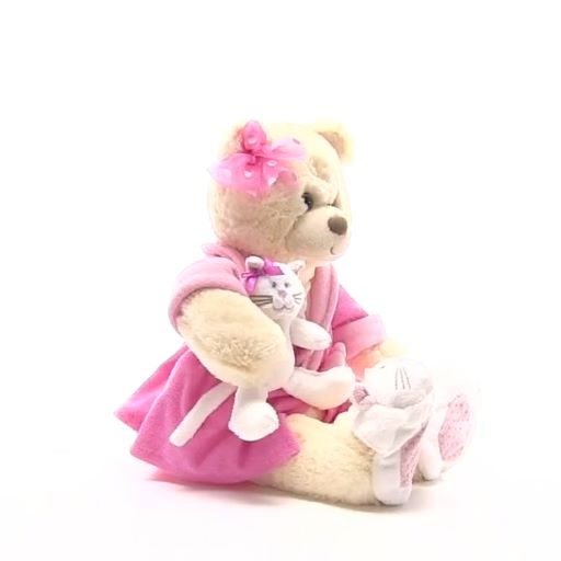 4be08a8881c Recuperate Kate the Get Well Soon Teddy Bear by First and Main. Larger  Photo Email A Friend
